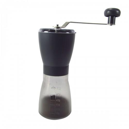MOEDOR DE CAFE MANUAL DE PLÁSTICO 18CM - 4183-CZ